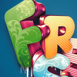 3D typographic effects in Photoshop